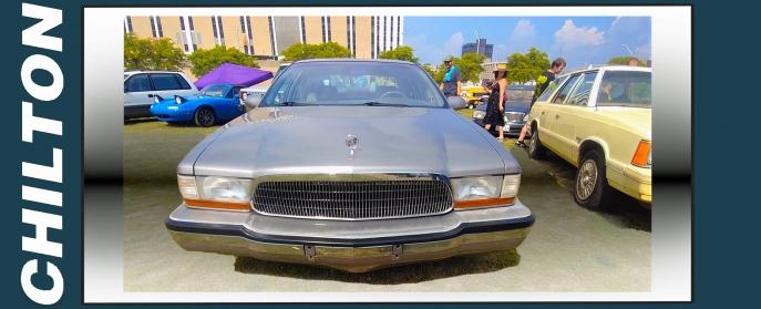 Chilton Big as a Buick