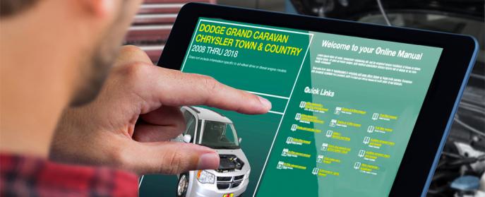 Dodge Grand Caravan Digital Manual
