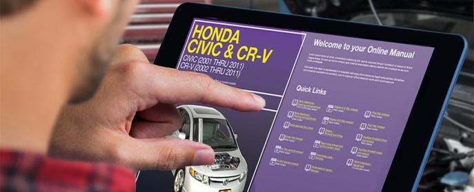 Honda Civic Digital Manual