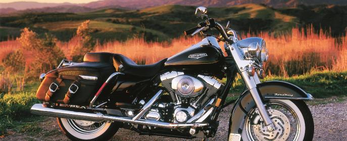 Harley-Davidson Twin Cam Road King