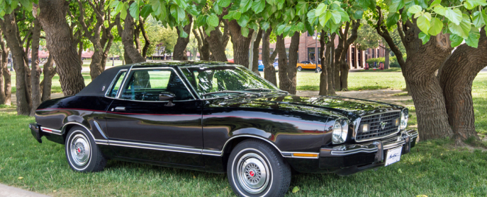 A short history of the Ford Mustang II