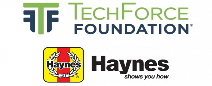 Techforce Foundation and Haynes