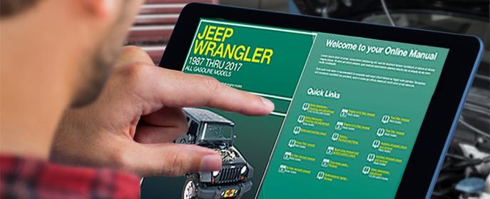 Wrangler Digital Manual
