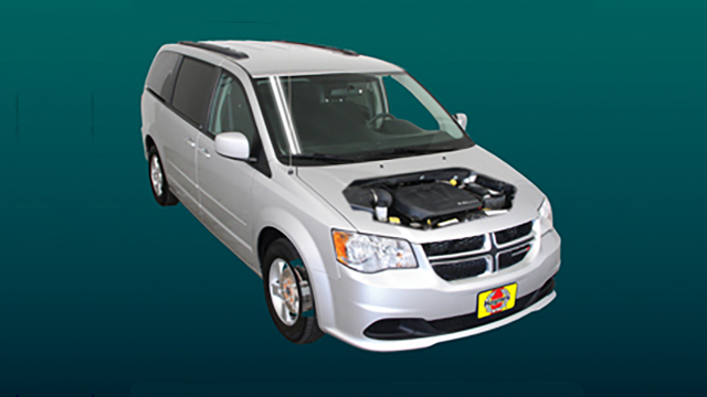 2008-18 Dodge Grand Caravan and Chrysler Town & Country