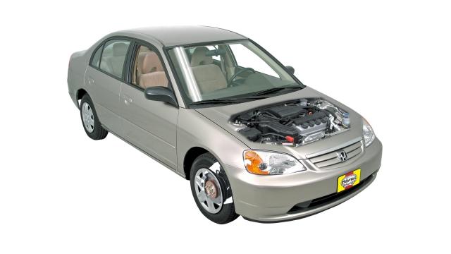 Honda Civic Cutaway