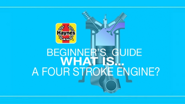 What is a 4 stroke engine