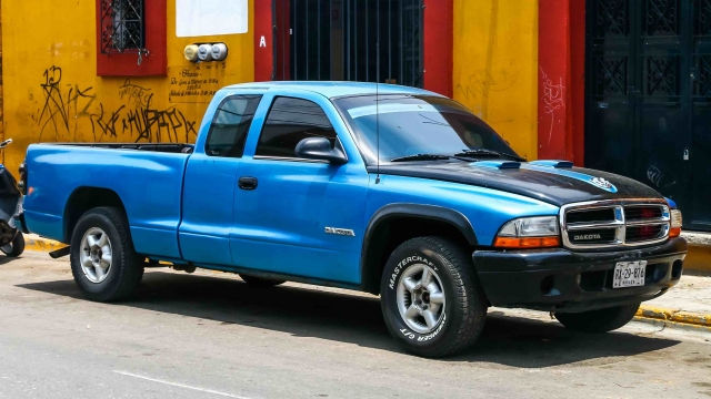 can a dodge dakota pull