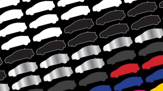 Most popular car colors by country or... Don't buy a black car in India