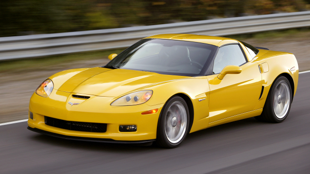 C5 C6 Corvette