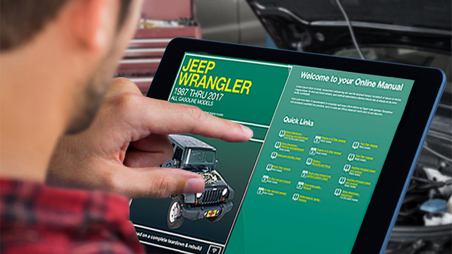 Wrangler Digital Manual