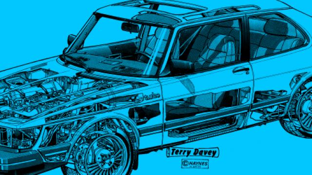 A short history of the Saab 900 Turbo