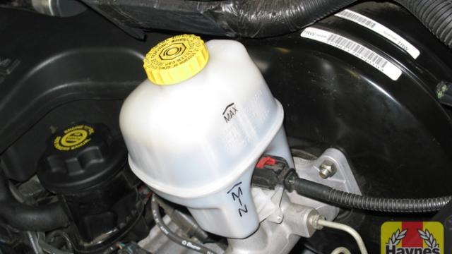 Dodge Ram Truck Master Cylinder