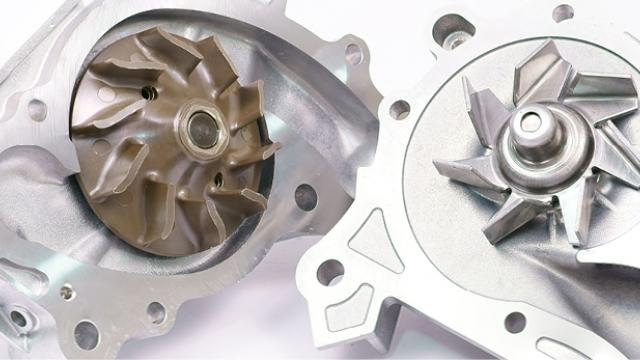 Understanding your car's water pump