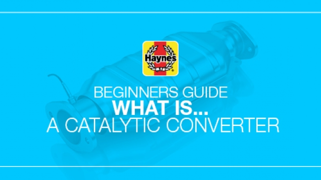 What is a catalytic converter in your car