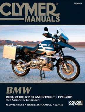 BMW R Series Motorcycle (1993-2005) Service Repair Manual