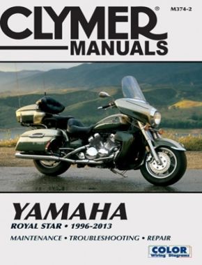 Yamaha Royal Star Motorcycle (1996-2013) Service Repair Manual