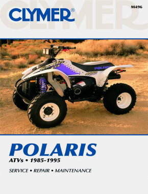 Polaris ATVS, 1985-1995 Service Repair Manual