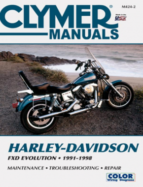 Harley-Davidson FXD Evolution Motorcycle (1991-1998) Service Repair Manual