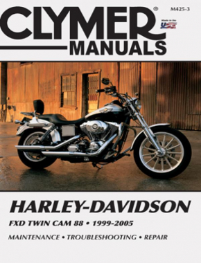 Harley-Davidson FXD Twin Cam Motorcycle (1999-2005) Service Repair Manual