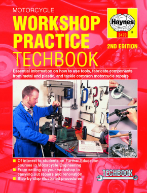 Motorcycle Workshop Practice Haynes Techbook Haynes Repair Manual