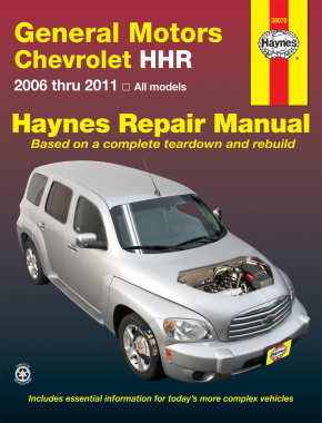 chevrolet hhr 06 11 haynes repair manual haynes manuals rh haynes com 2007 chevrolet hhr owners manual 2007 hhr service manual