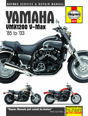 Yamaha V-Max (85-03) Haynes Repair Manual