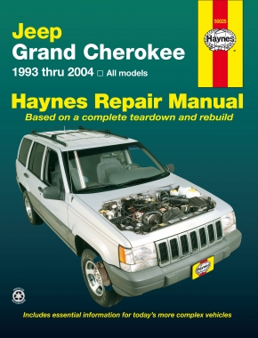 Jeep Grand Cherokee (93-04) Haynes Repair Manual