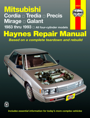 Haynes galant manual 1983 1993 user guide manual that easy to read mitsubishi cordia tredia galant precis mirage 83 93 haynes rh haynes com mitsubishi galant v6 2000 fandeluxe Gallery