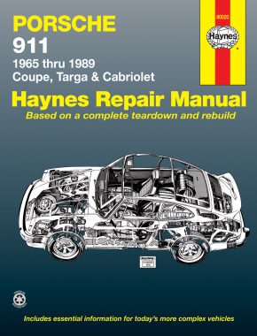 porsche 911 65 89 for coupe targa cabriolet haynes repair rh haynes com Porsche Workshop Manual PDF Craftsman Lawn Tractor Repair Manual