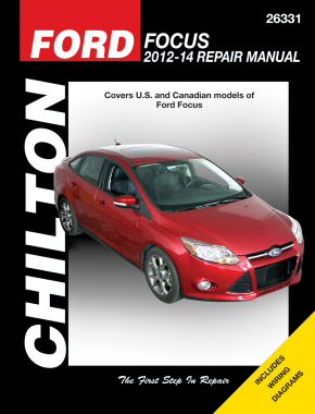 Ford Focus (2012-14) (USA) Chilton Repair Manual (USA)