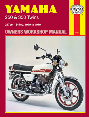 Yamaha RD250/350 Twins (73-75) Haynes Repair Manual