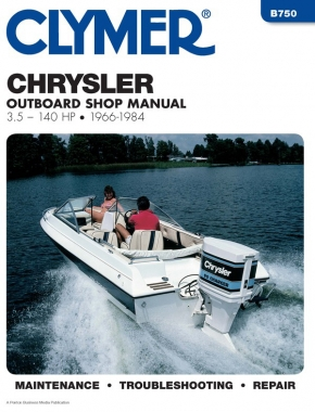 Chrysler Marine Outboard Engine (1966-1984) Service Repair Manual Online Manual