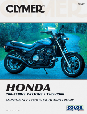 Honda VF700/750/1100 Magna & Sabre Motorcycle (1982-1988) Service Repair Manual