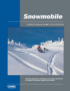 Proseries Snowmobile (1962-1986) Service Repair Manual
