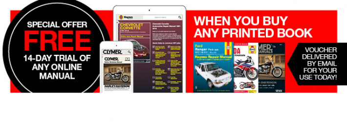 Print online auto repair manuals haynes publishing free 14 day online manual fandeluxe Gallery