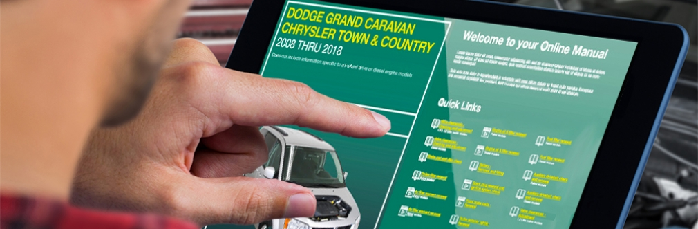 Dodge Grand Caravan Digital Manual