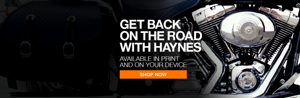 Get Back on the Road with Haynes