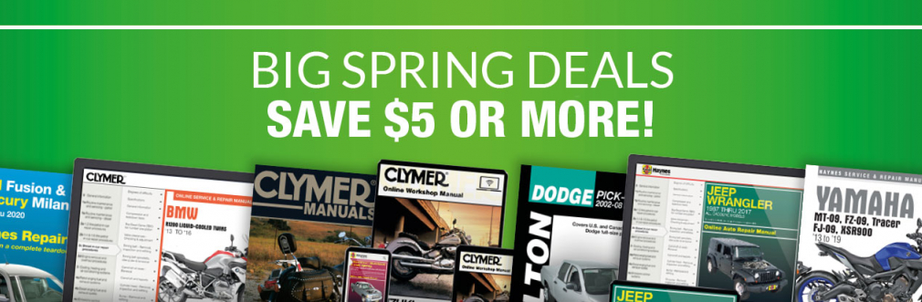 Save up to $5 (April 21)