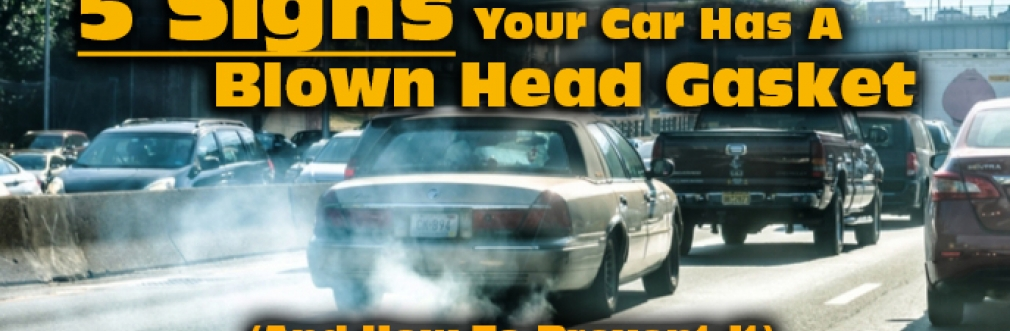 5 Signs You Have a Blown Head Gasket (and How To Prevent It)