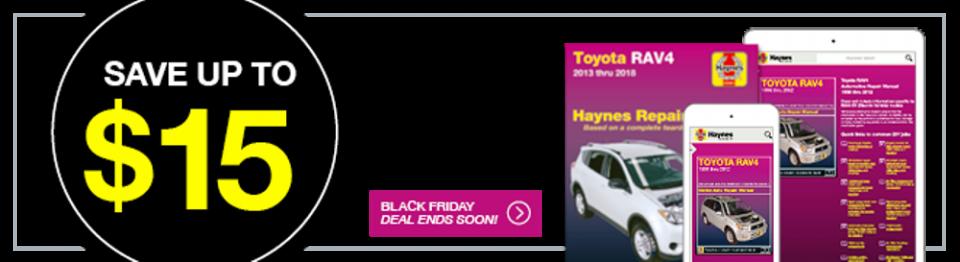 Take a look inside a Haynes Online Manual