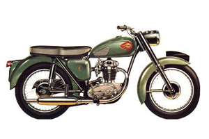 BSA Barracuda