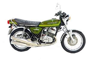 1976 Kawasaki KH400