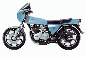 1977 Kawasaki Z1-R
