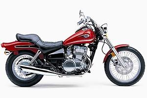 2000 Kawasaki Vulcan 500