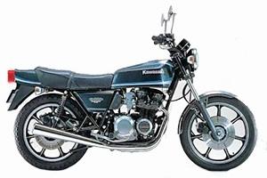 1980 Kawasaki Z500
