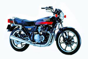 1981 Kawasaki Z400