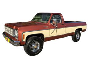 GMC C/K 2500 Pick-up
