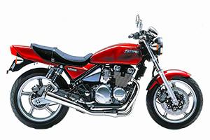 1991 Kawasaki Zephyr 550