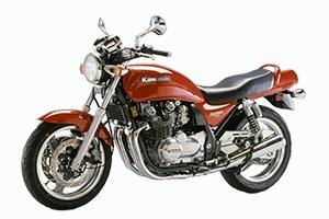 1991 Kawasaki Zephyr 750
