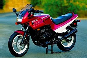 1993 Kawasaki EX500